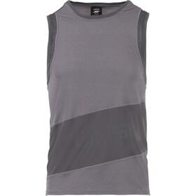 La Sportiva Track - Camiseta sin mangas running Hombre - gris